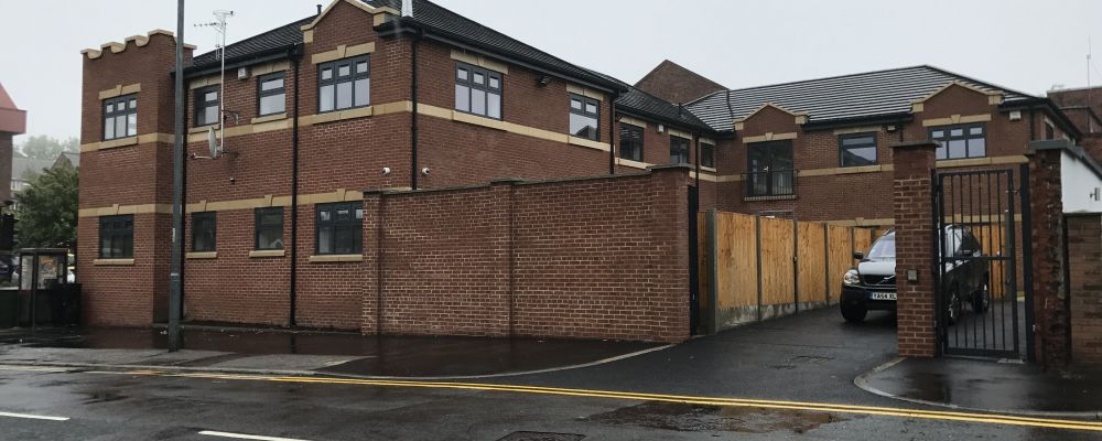 Care centre in Easington